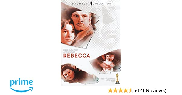 Amazon com: Rebecca (hitchcock): Laurence Olivier, Joan Fontaine