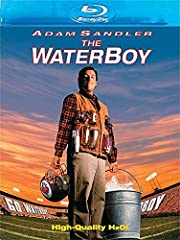 Gulp it down and laugh it up as riotous Adam Sandler (50 FIRST DATES, PUNCH-DRUNK LOVE, THE WEDDING SINGER) rushes to the end zone in the sidesplitting comedy THE WATERBOY -- now surging onto Blu-ray Disc(TM) for the first time ever! Oddball ...
