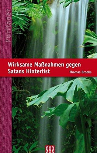 Wirksame Maßnahmen gegen Satans Hinterlist von Simon Schuster