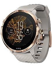 Suunto 7 Smartklocka med en mångsidig sportupplevelse och Wear OS by Google, Sandstone Rosegold