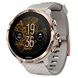 Suunto 7, GPS Sport Smartwatch with Wear OS by Google -Sandstone/Rose Gold