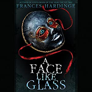 A Face Like Glass Audiobook
