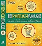 Imponderables, David Feldman, 0762107499