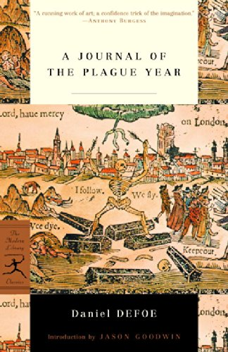 Book cover for A Journal of the Plague Year