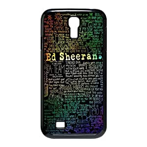 Customize Famous Singer Ed Sheeran Back Cover Case for Samsung Galaxy S4 i9500