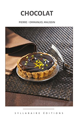 Chocolat (Collection cuisine et mets t. 11) (French Edition)