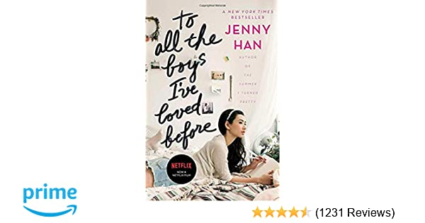 f3af2fa82881 Amazon.com  To All the Boys I ve Loved Before (9781442426702)  Jenny ...