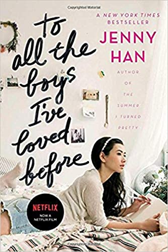 Image result for to all the boys i loved before book