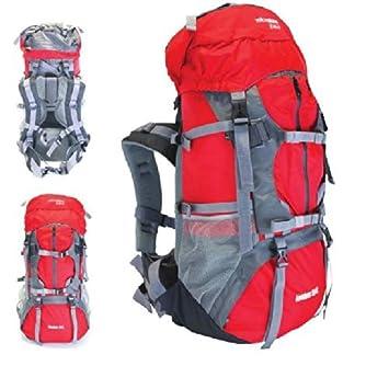 Tucuman Aventura - Mochila para el camino de santiago adventure 55 +5 litros: Amazon.es: Deportes y aire libre