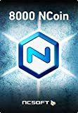 Video Games : NCsoft NCoin 8000 [Online Game Code]