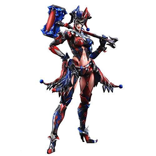 Square Enix DC Comics Variant Play Arts - Kai - Harley Quinn Action Figure]()