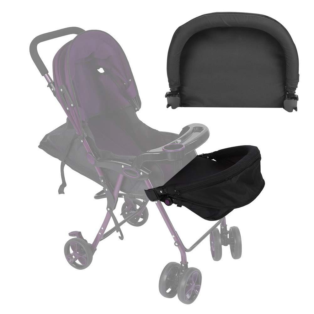 Zerodis Cochecito de Bebé Ampliado Reposapiés Reposapiés Bebé Extender Junta Extensión Infantil Pie de Apoyo para Cochecito de Bebé Accesorio de Apoyo