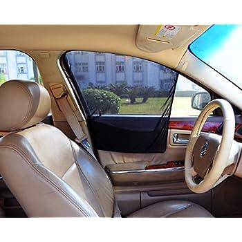 Amazon Com Bayan Car Front Side Window Sunshades Driver