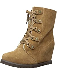 Women's Bonnie Ankle-High Suede Boot