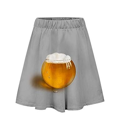 BurBurly Faldas de Mujer Sexy Correas Cruzadas Cortas Faldas ...