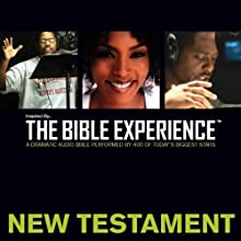 Inspired By...The Bible Experience: New Testament Audiobook by Inspired By Media Group Narrated by Angela Bassett, Cuba Gooding Jr., Samuel L. Jackson, Blair Underwood