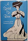 img - for A Spirit So Rare: A History of the Women of Waco book / textbook / text book