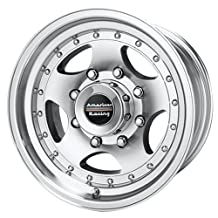 """American Racing Custom Wheels AR23 Machined Wheel With Clearcoat (15x7""""/5x114.3mm, -6mm offset)"""