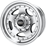 """American Racing Custom Wheels AR23 Machined Wheel With Clearcoat (15x8""""/5x127mm, -19mm offset)"""