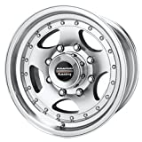 American Racing Custom Wheels AR23 Machined Wheel With Clearcoat (16x8