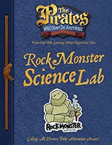 The Pirates Who Dont Do Anything A VeggieTales Vbs Rock Monster Science