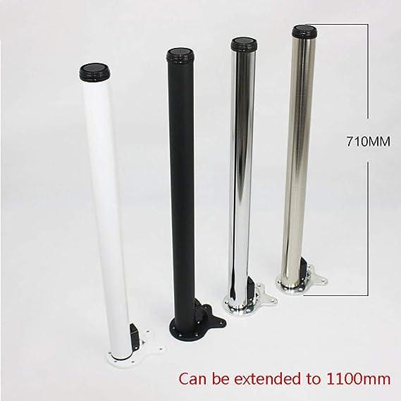 HomeArts - Patas de mesa multiplegables, altura ajustable, 710 mm ...