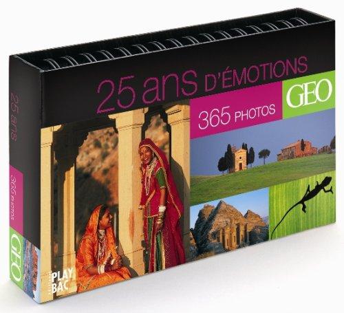 25 ans d'émotions : 365 photos Géo
