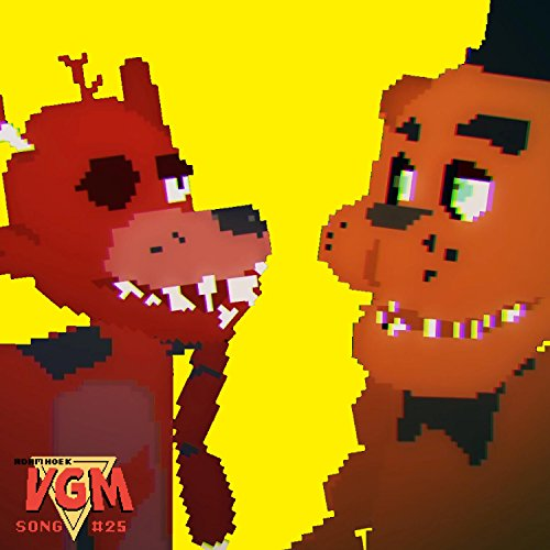 Fnaf Rap Battle Foxy Vs Freddy (feat. NemRaps) [Explicit
