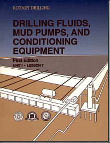 Drilling Fluids Mud Pumps and Conditioning, Unit 1, Lesson 7 (Rotary Drilling Series)