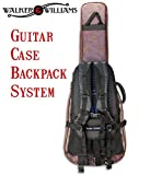 Walker & Williams CS-2 Case Saddle Backpack For Acoustic or Electric Guitar Case