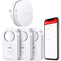 Govee Smart WiFi Water Leak Alarm Set