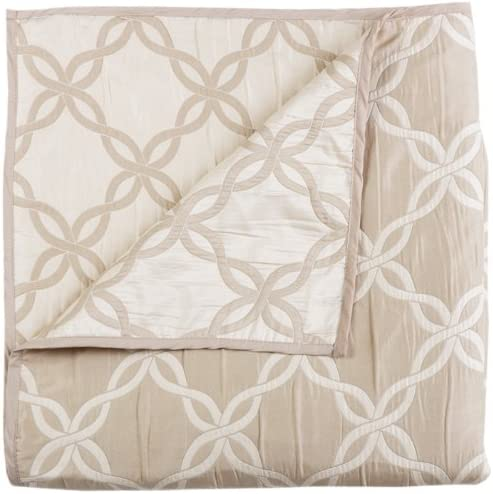 Stylemaster Home Products Renaissance Home Fashion Belmont Reversible Bedspread Twin Harbor