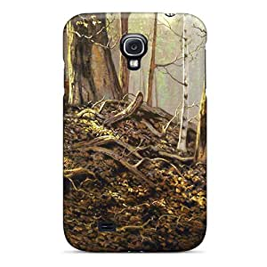 Galaxy S4 Case Bumper Tpu Skin Cover For Autumn Glow Accessories