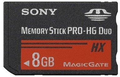 New 8g 8gb Memory Stick Pro-hg Duo Hx Ms Magic Gate Card for Sony PSP Camera