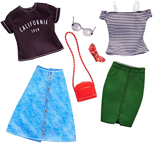 Barbie Fashions Street Wear ()