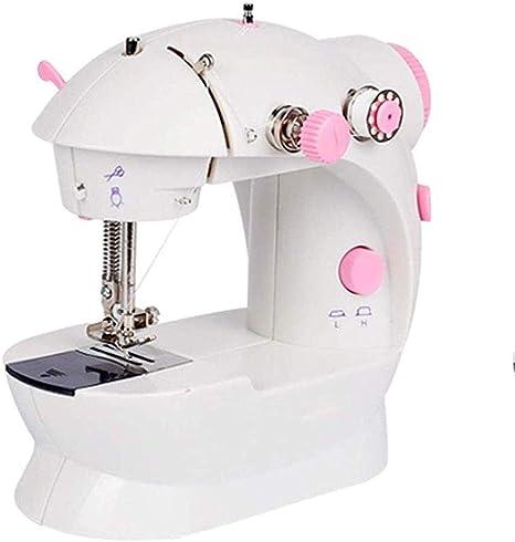 Máquina de coser portable, multi-función de la máquina de coser portátil acorta el sistema de