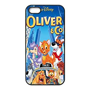 SANLSI Oliver and company Case Cover For iPhone 5S Case
