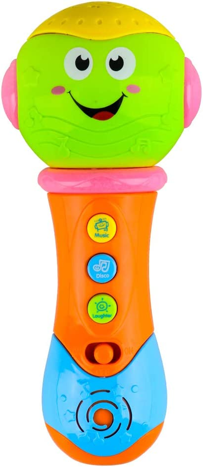 Toddler Musical Games Toys For 12 Months Old Age 1-3 Years Girl Boy Light/&Sound