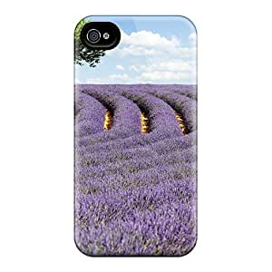 MXk18293qQoS Cases Covers Protector For Iphone 6 Lavender Field Cases