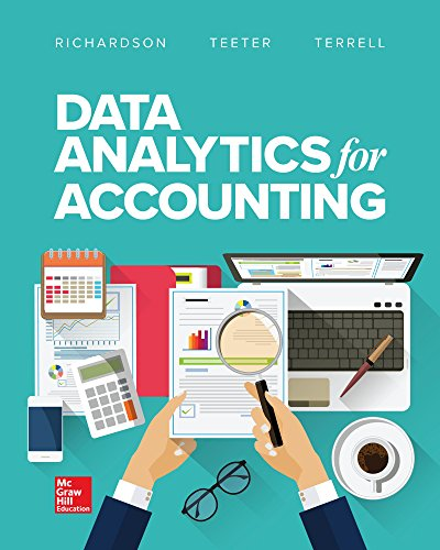 Loose Leaf for Data Analytics for Accounting