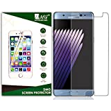 Dmg 2.5D Bubble-Free Tempered Screen Protector For Samsung Galaxy Note 7 (No Fingerprints Anti-Scratch Oil Coated Washable) [Not Cover Screen Edges]