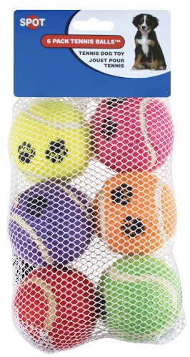 Ethical Products Tennis Ball - Ethical Tennis Ball Value-Pack, 6 Balls