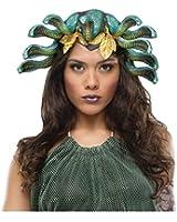 Plastic Medusa Headpiece