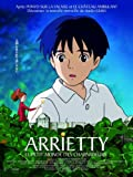 Studio Ghibli: The Borrower Arrietty DVD (Licensed boxed version, Japanese audio version with Eng Sub)
