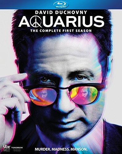 Aquarious Complete Season 1 cover