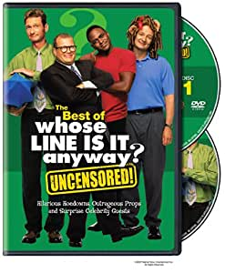 The Best of Whose Line is it Anyway?