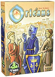 Orleans Board Game