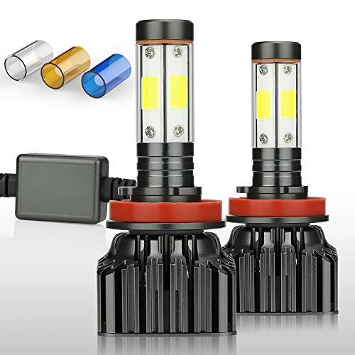 ZDatt H11 LED Fog Light Conversion Kit