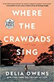 img - for [1984827618] [9781984827616] Where the Crawdads Sing Large Print-Paperback book / textbook / text book