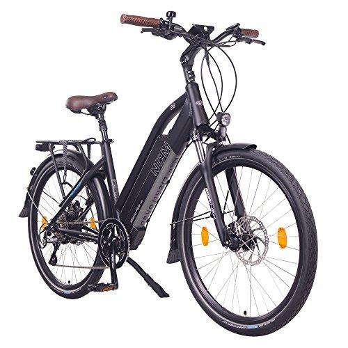 🥇 NCM Milano Plus Bicicleta eléctrica de Trekking